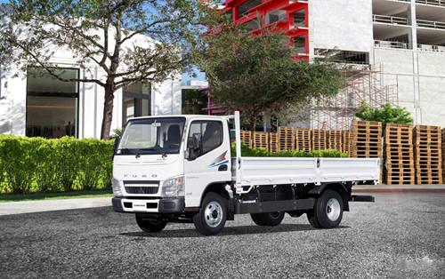 Mitsubishi Fuso Canter: Xe tải trung chất lượng hàng đầu Nhật Bản được phân phối bởi THACO