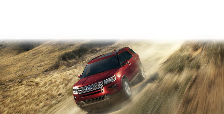 Cùng khám phá Ford Explorer mới – Chiếc xe nhập khẩu nguyên chiếc từ Mỹ