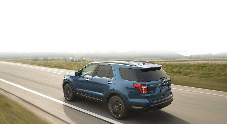 Cùng khám phá Ford Explorer mới