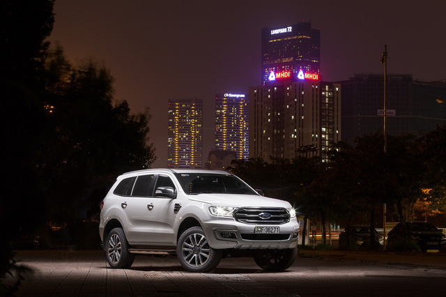 Ford Everest Titanium 4WD 2019