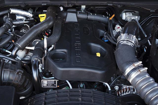 Động cơ Ecoblue 2.0L của Ranger Raptor