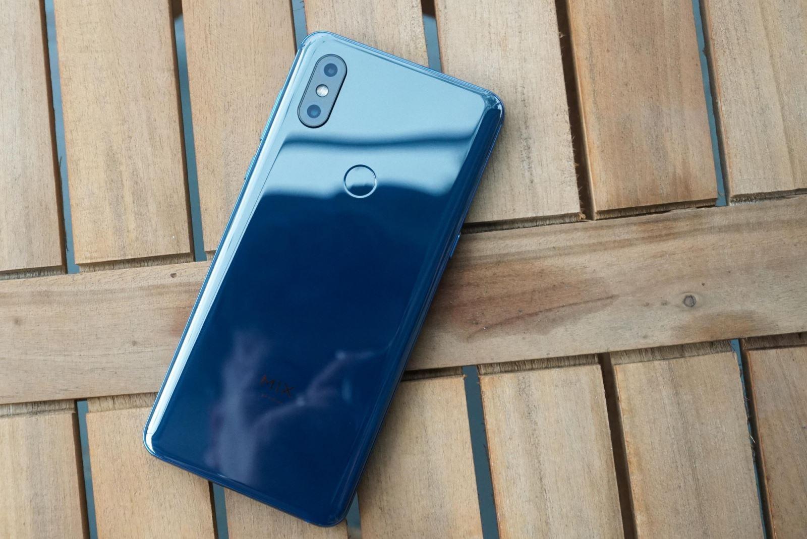 Smartphone trượt Xiaomi