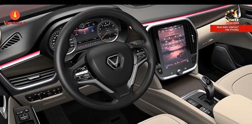 VinFast - xe hơi thương hiệu Việt